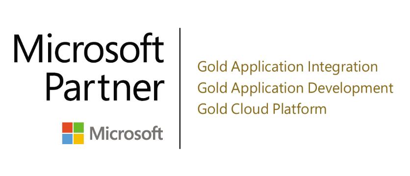 Microsoft Gold Partner Cloud Platform, App Dev & App Integration